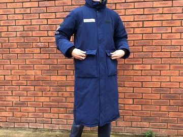 Selling: Goldwin Team GB Long Insulated Jacket