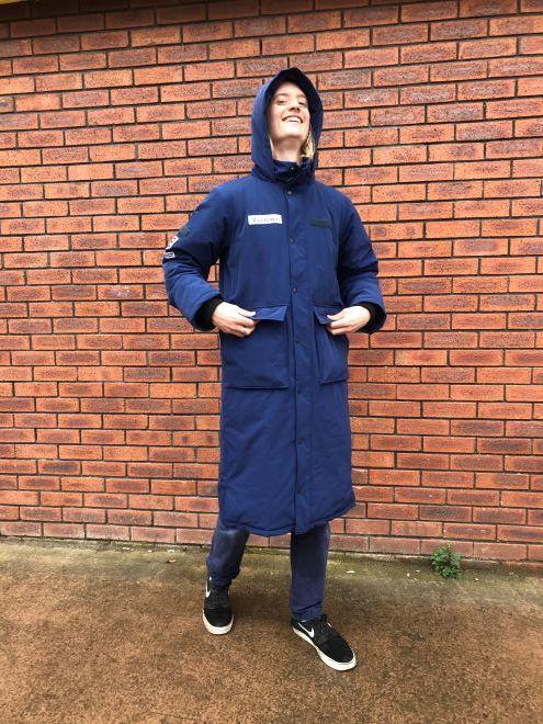 Goldwin Team GB Long Insulated Jacket