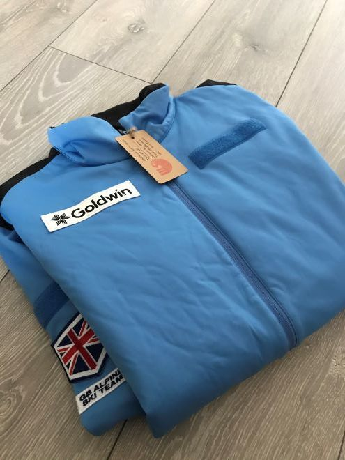 Goldwin Team GB Soft-Shell Jacket