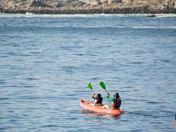 Experiencia: Kayak Doble en la Bahía Zapallar