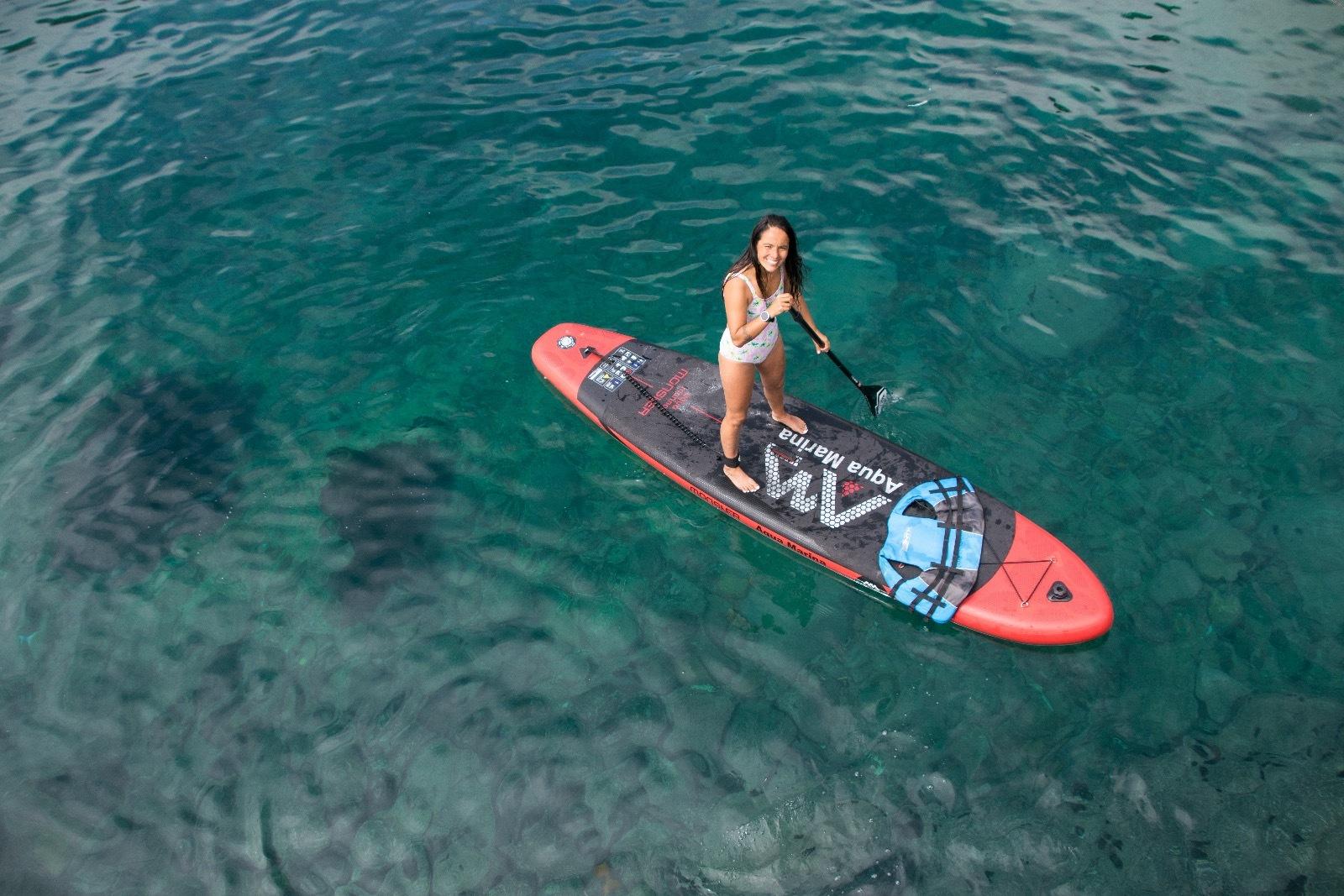 Stand Up Paddle en la Bahía Zapallar