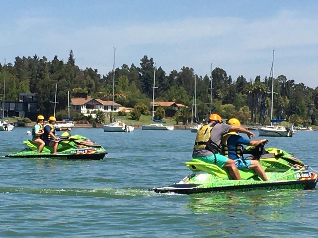 Curso Patrón de Lancha deportivo de bahía en Pucón - Villarrica