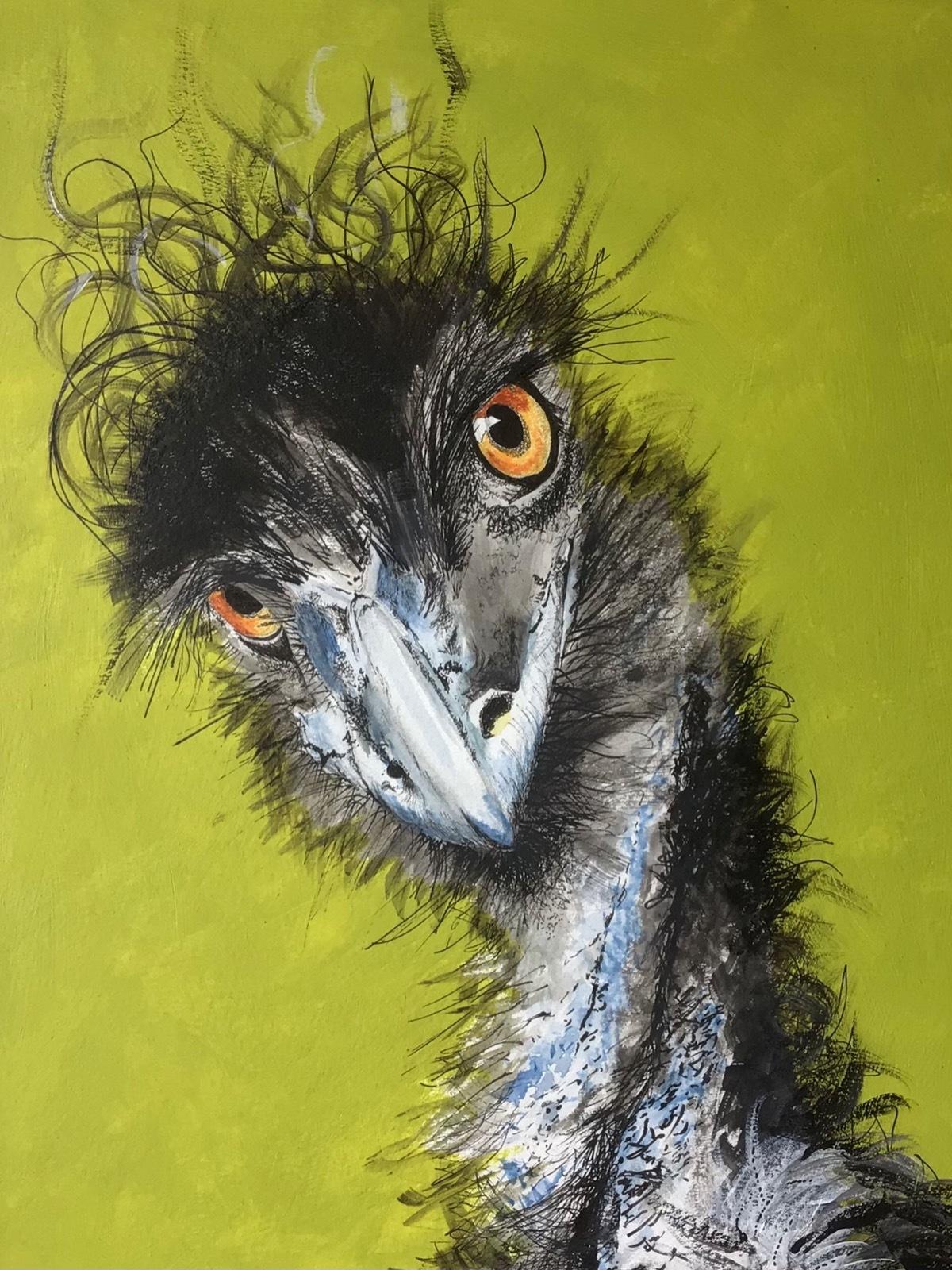Mischievous Bird