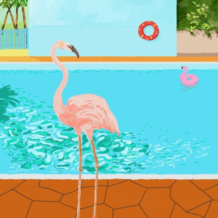 Selling: PINK POOL PARTY 2020