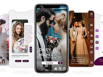 Sell: Need Investment for I Knote - Wedding App