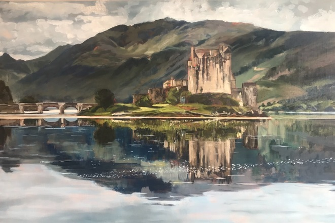 Selling: Eilean Donan Castle