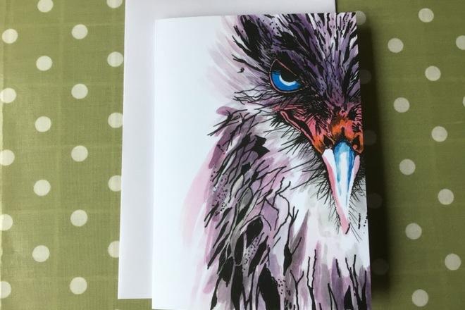 Selling: Scruffy Bird