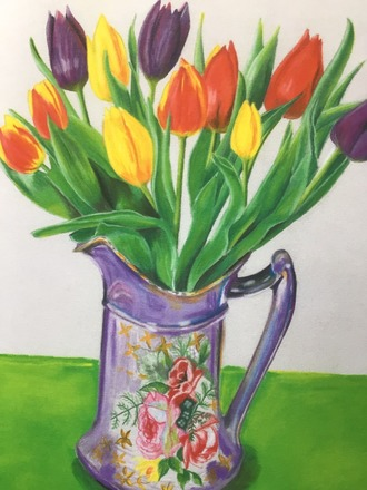 Selling: Tulips