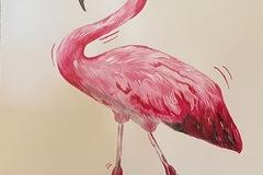 Selling: Flamingo