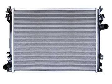 Complete Radiator Replacement for 2005-2008 Chrysler 300 Dodge Ma