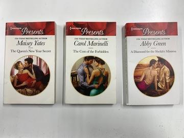 Sell: Romance Novel 3-pack