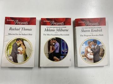 Sell: 3-Pack Romance Novels