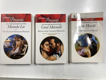 Sell: Hot & Steamy Novels 3-pack
