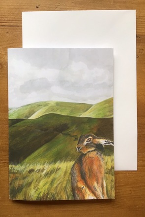 Selling: 'Hare Waiting'