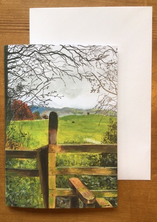 Selling: 'Blue Remembered Hills'