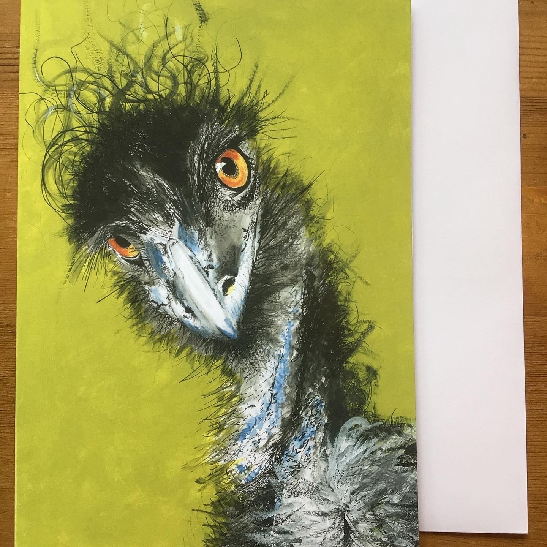 'Mischievous Bird'