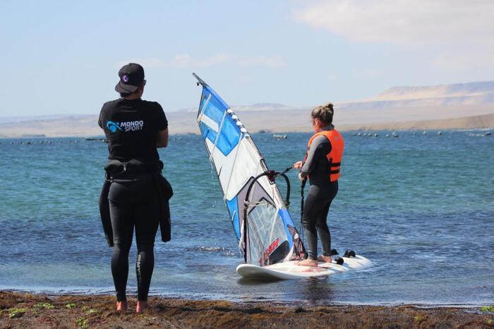 Curso de Iniciación Windsurf