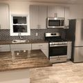 Renting out with online payment: Brand New Modern 2 br 1 bath in Bayonne