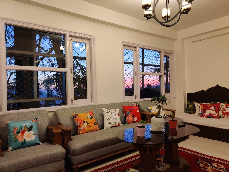 The Central Apartments Shimla- Tiger Exclusive