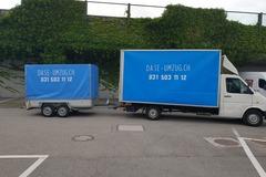 Umzugshelfer mit Transporter: Profis für Ihren Umzug