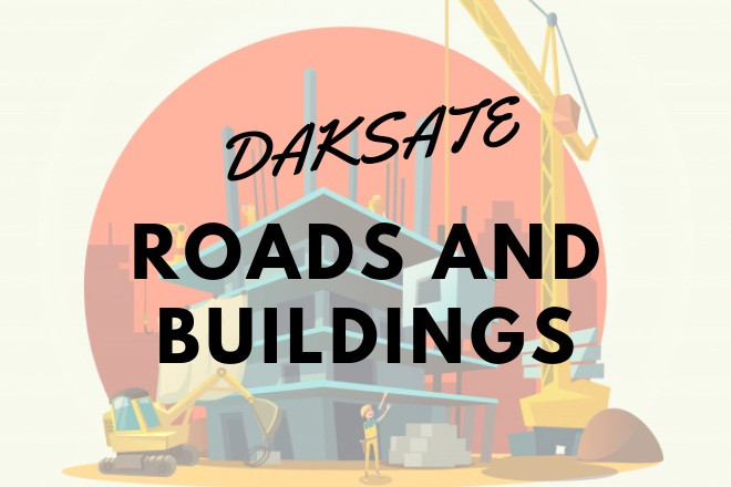 Company Available for Sale I DAKSATE ROADS AND BUILDINGS (OPC)
