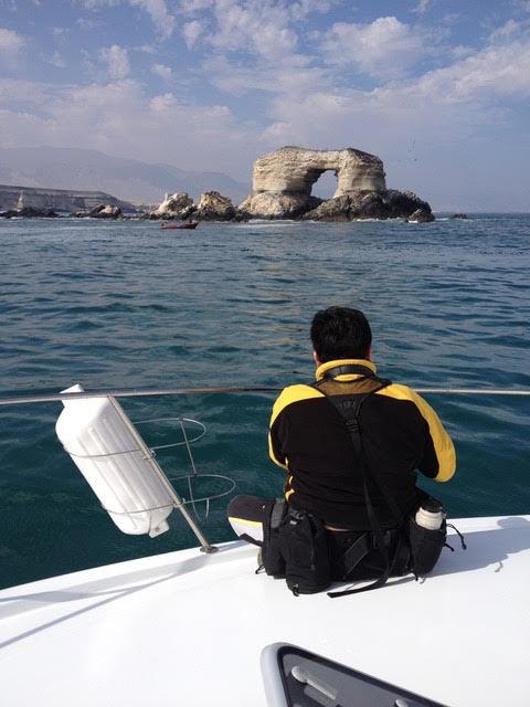 Tour privado en Yate a la Portada de Antofagasta