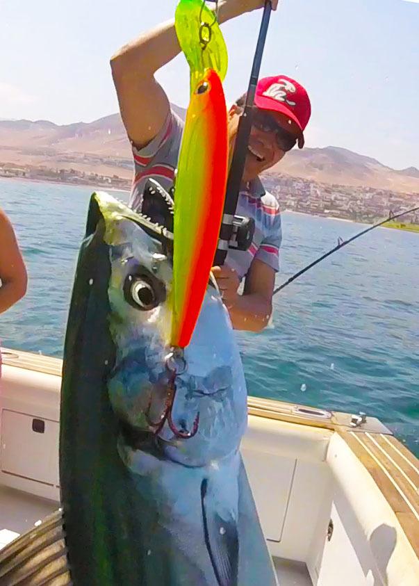Jornada de Pesca Deportiva en Yate