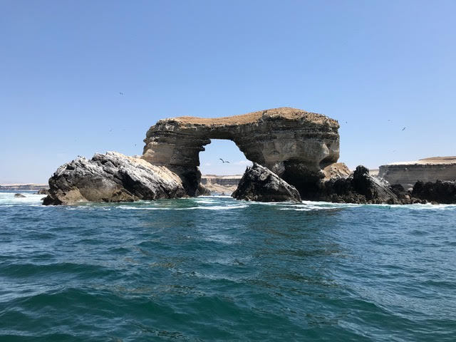 Paseo en Lancha a la Portada de Antofagasta