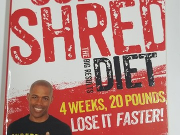 Sell: Super Shred Diet