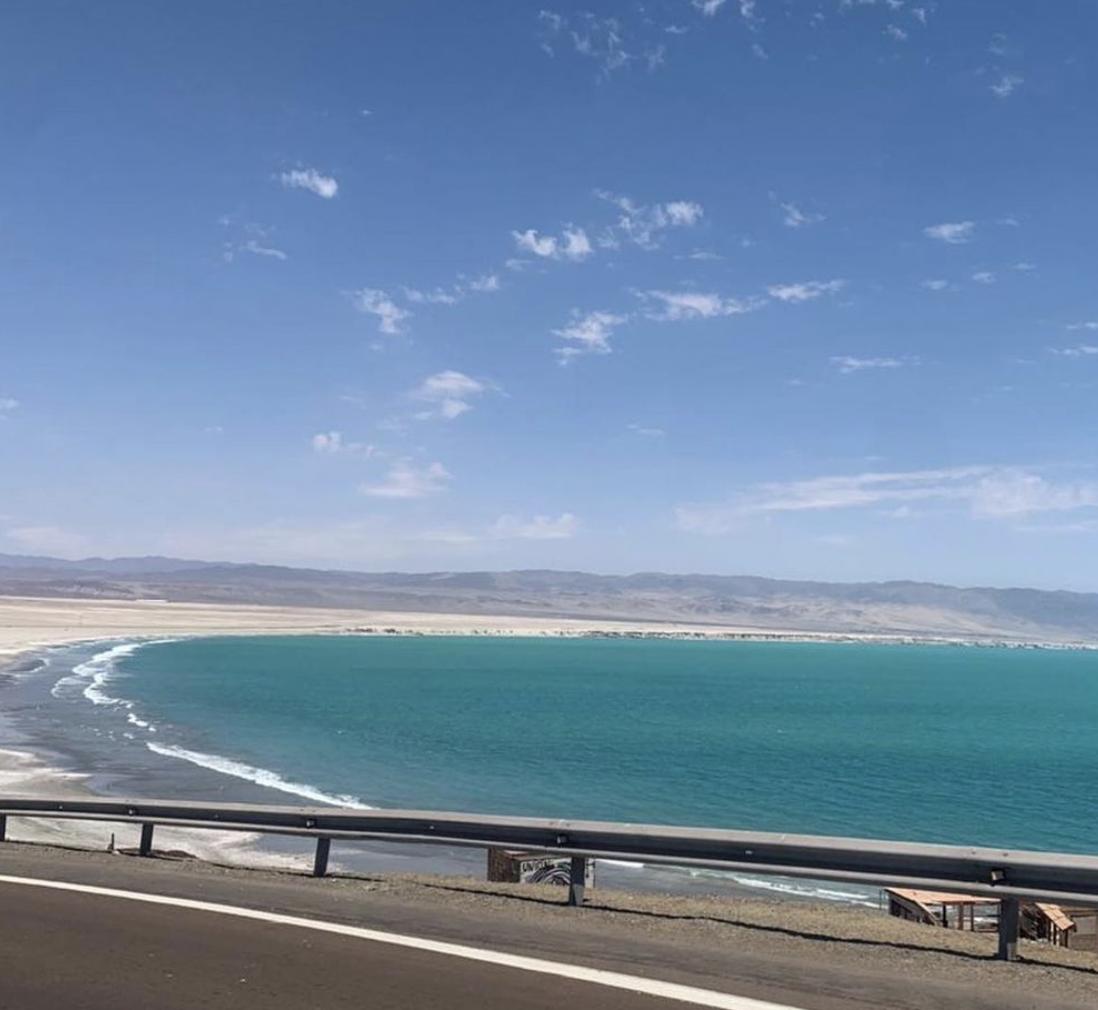 Experiencia de Windsurf en Antofagasta