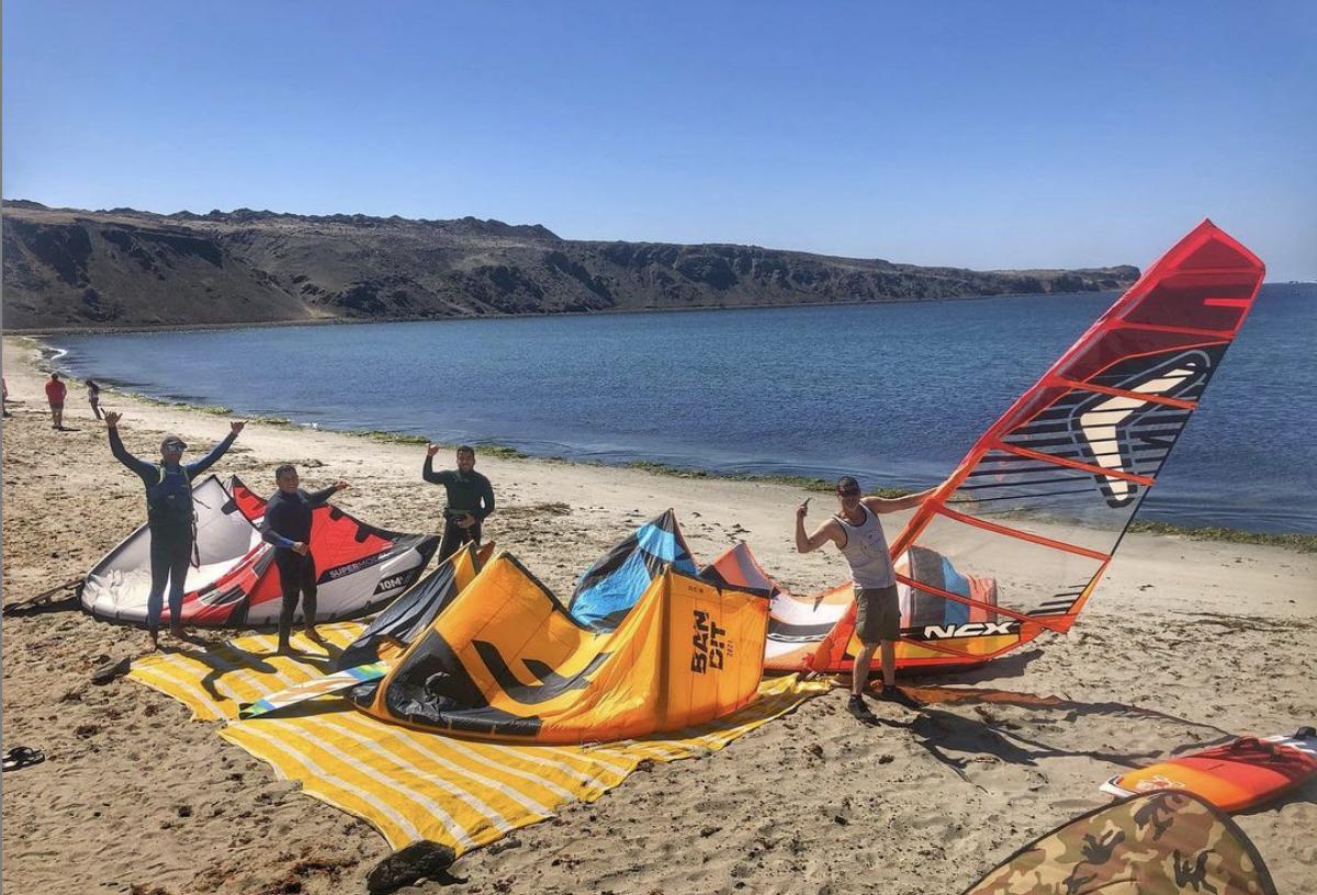 Experiencia de Kiteboard en Antofagasta