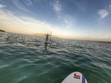 Experiencia: Experiencia de Stand Up Paddle en Isla Santa María