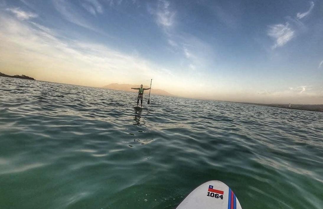 Experiencia de Stand Up Paddle en Isla Santa María