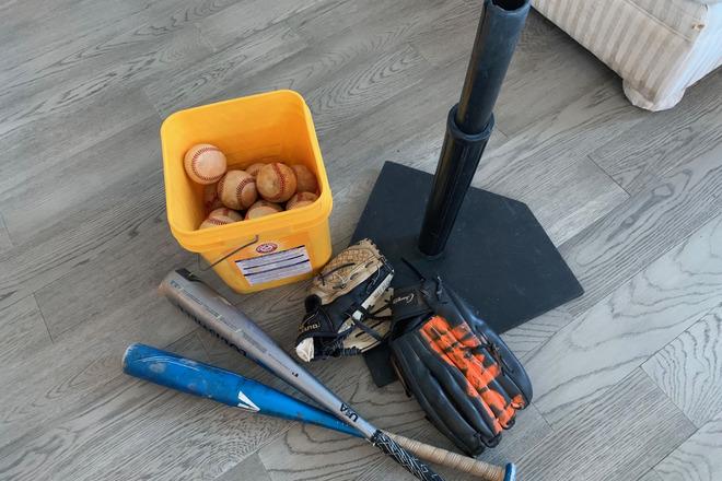 Super Dad Baseball Package