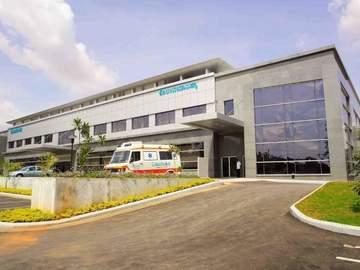 Stay Near Hospital: Columbia Asia Hospital-Hebbal, Bangalore