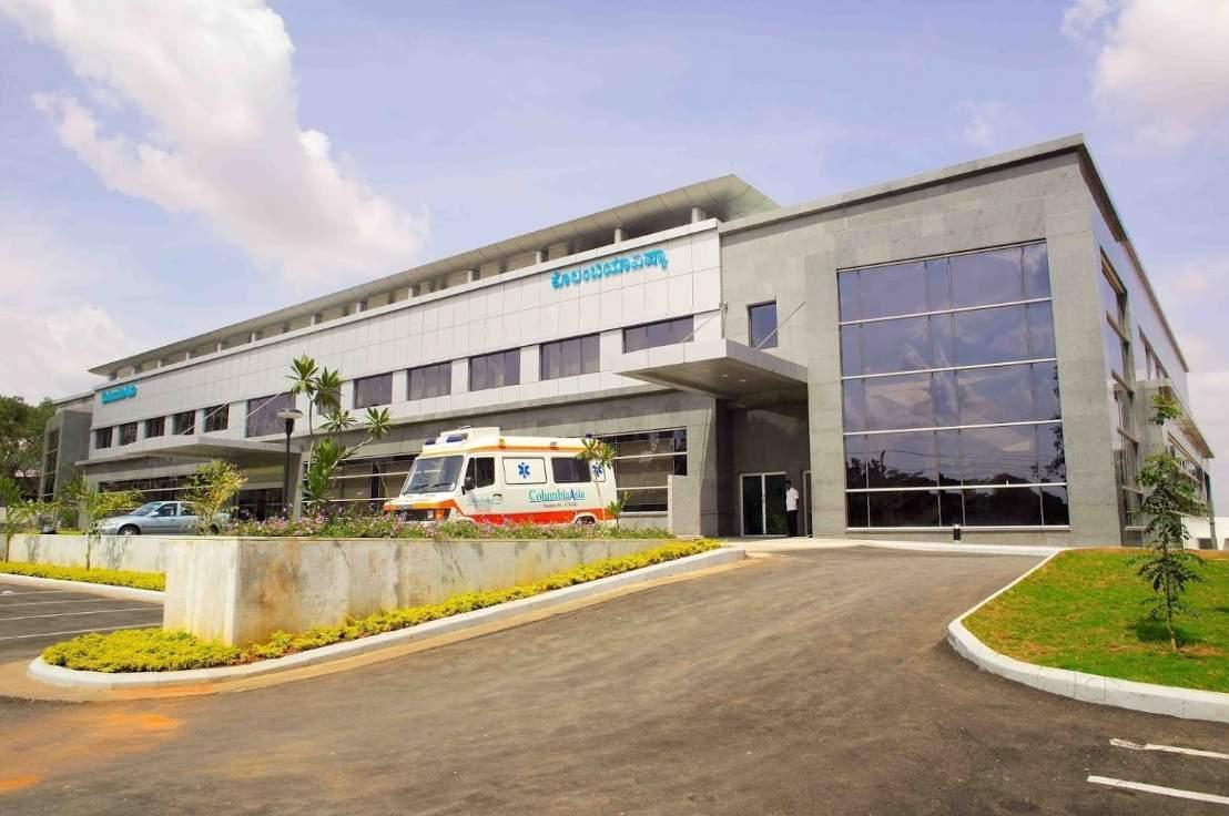 Columbia Asia Hospital-Hebbal, Bangalore