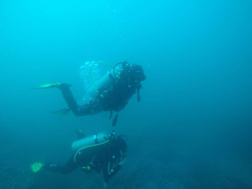 Bautizo Submarino en Algarrobo