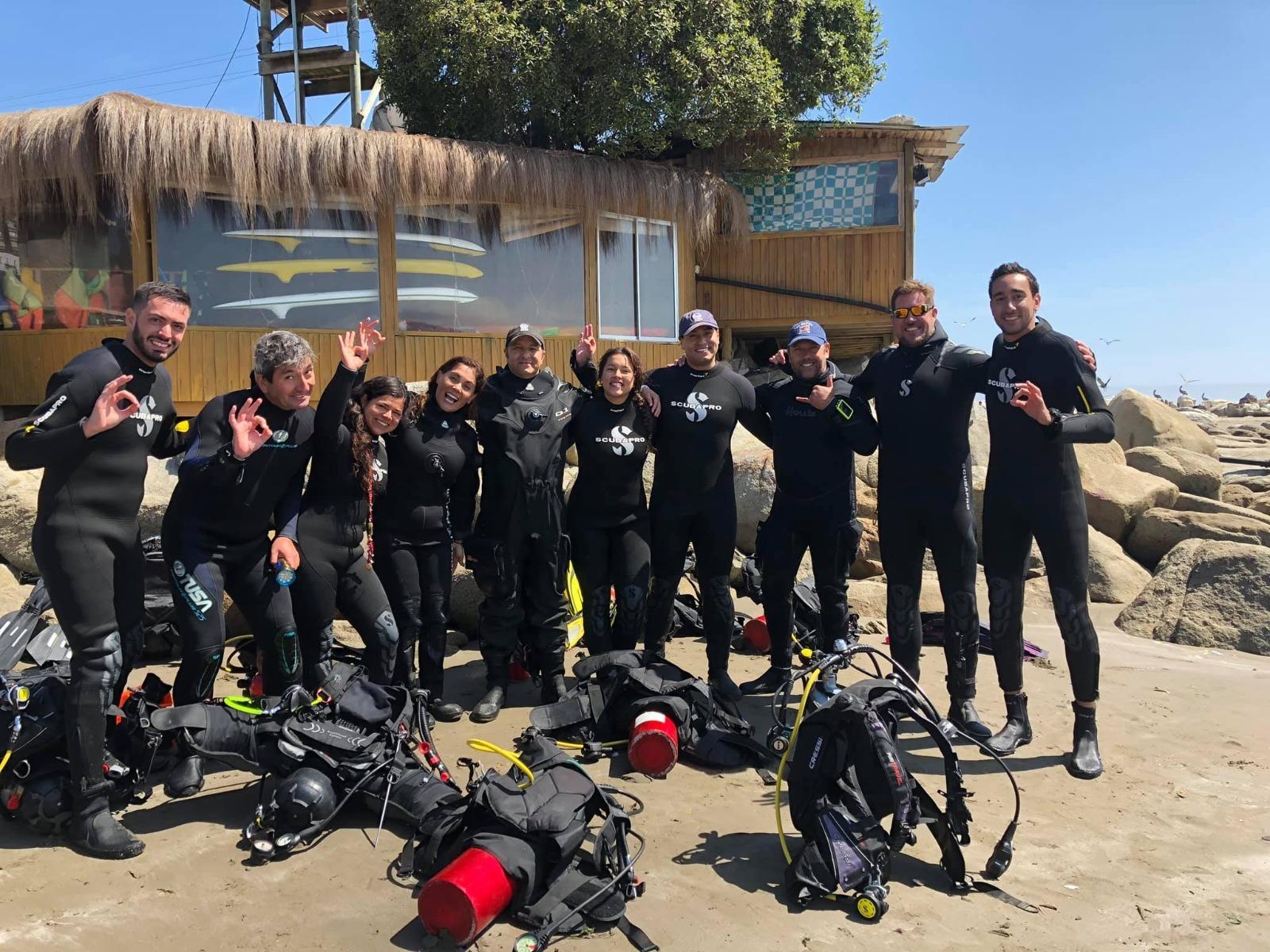 Iniciación: Descubre el Buceo en Valparaíso