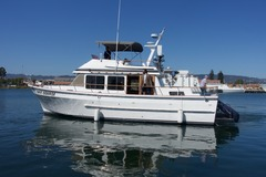 Yachts: 41' Trawler Off Course for Dockside events, charters and more