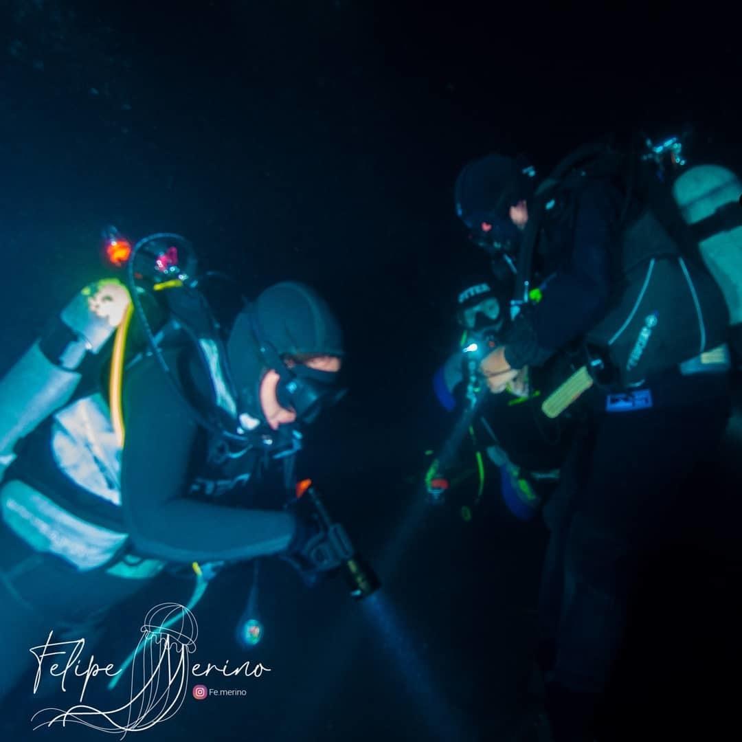 Curso PADI Rescue Diver en Pichidangui
