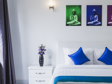 Accessible Accommodation: Serviced Apartment Near AIIMS, New Delhi