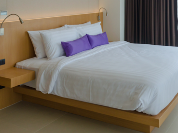 Accessible Accommodation: Serviced Apartment Near Columbia Asia Hospital, Hebbal, Bangalore