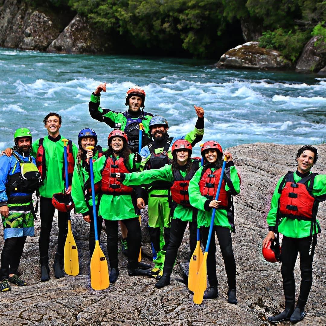 Rafting en el Río Futaleufú