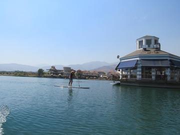 Experiencia: SUP en la Laguna Piedra Roja