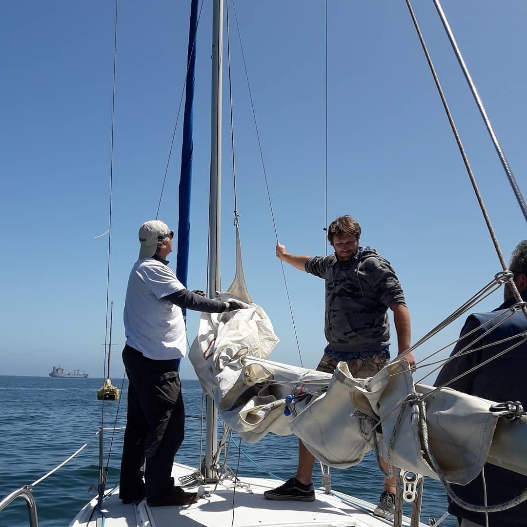 Curso de Capitán deportivo costero en Valparaíso