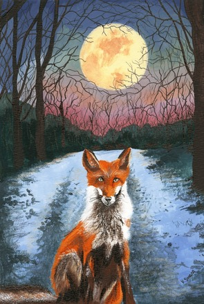 Selling: The Fox and the Moon