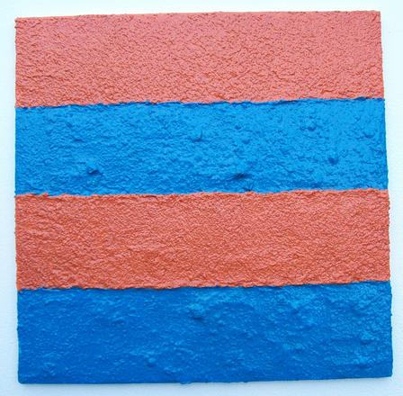 Selling: Horizontal Contrasting Colours O & B