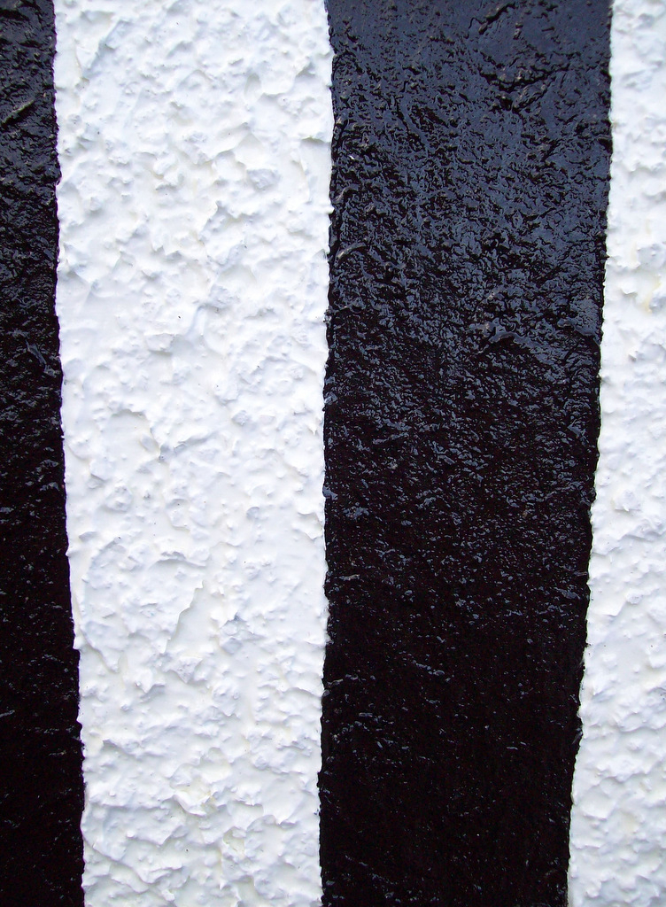Vertical Contrasting Colours B & W (July 2021)