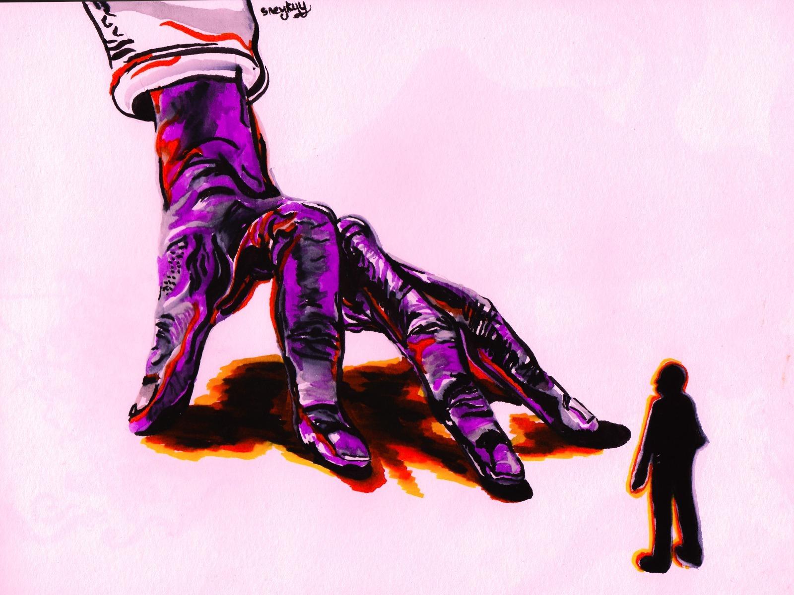Human v Hand (Part I)