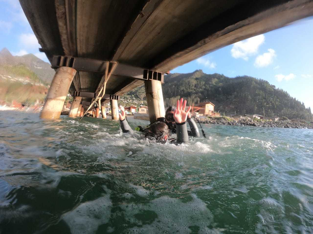 Curso PADI Rescue Diver en el Archipiélago Juan Fernández